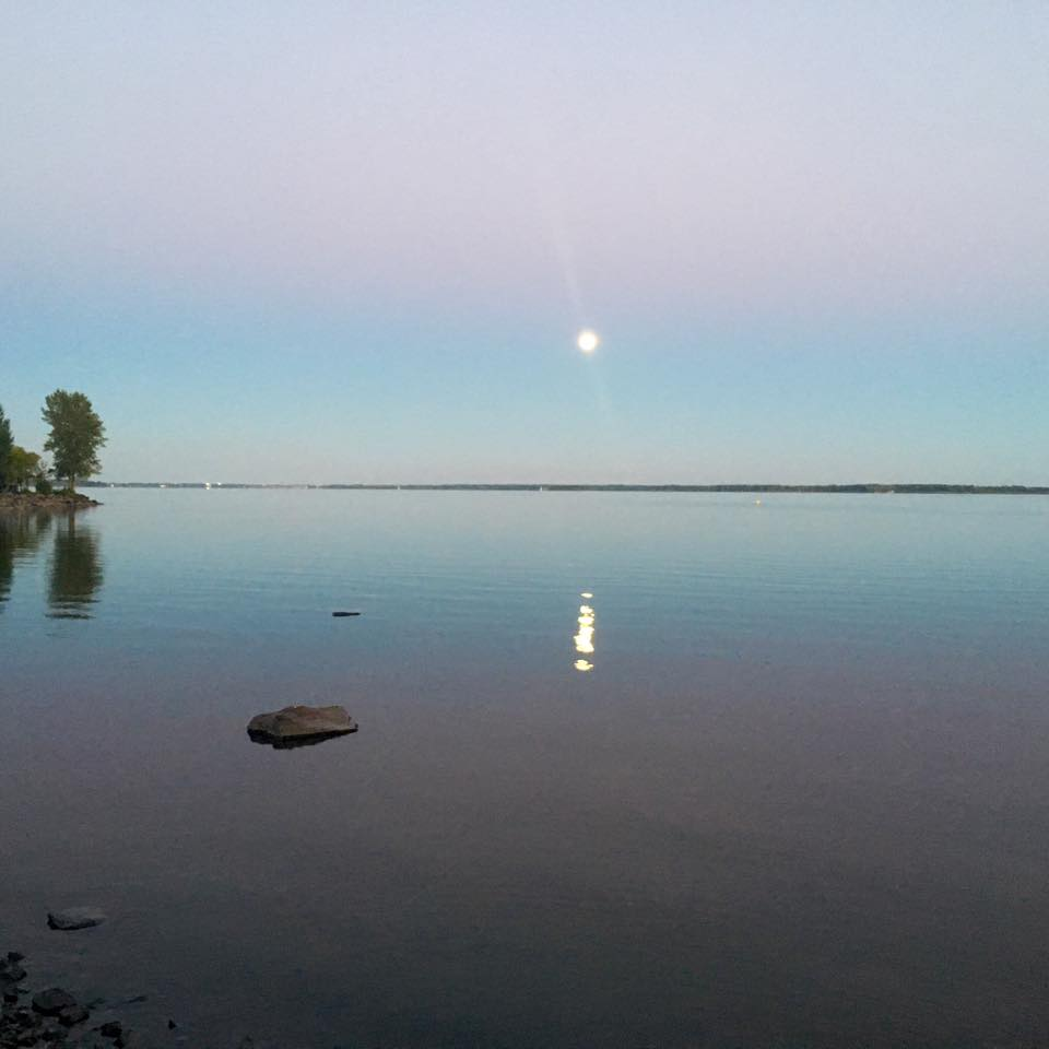 Lake in summer: Wise Women Canada
