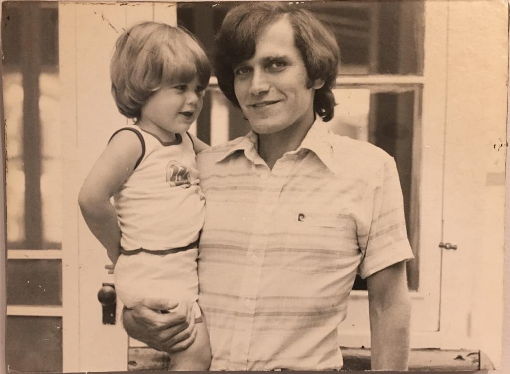 loss of a dad