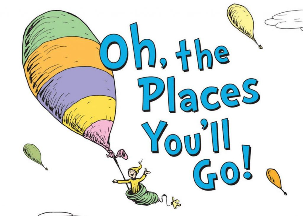 Oh The Places You'll Go: Retirement
